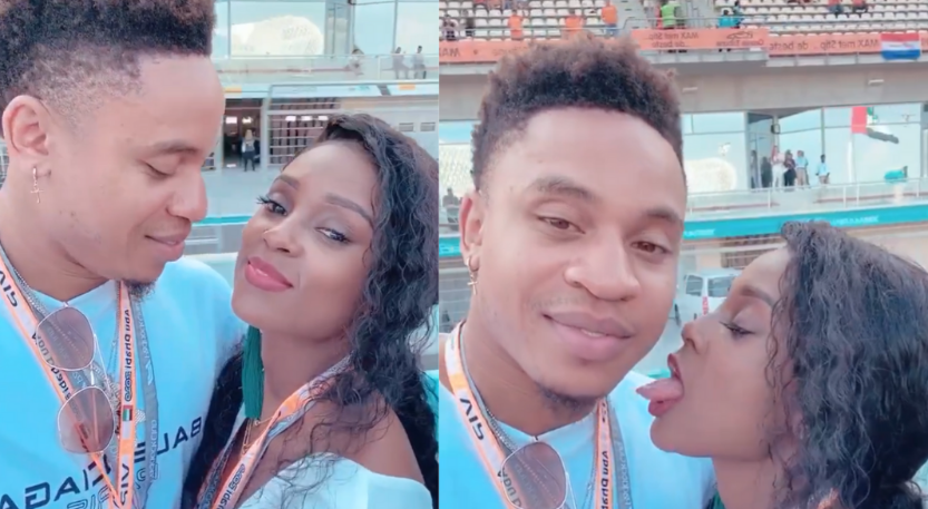 Rotimi Celebrates His Birthday In Abu Dhabi With Vanessa Mdee ...