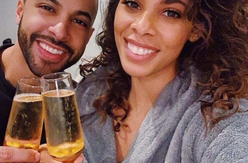 Rochelle And Marvin Humes Are Expecting Baby Number 3 Blacgoss